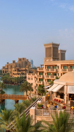 Dar Al Masyaf at Madinat Jumeirah, Dubai, Best Hotels of 2017, tourism, travel, vacation, resort (vertical)