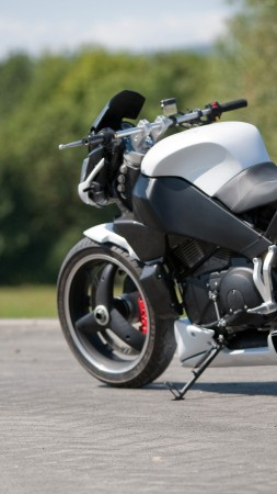 Buell XB12S, Lightning, Lazareth, superbike, motorcycle, bike, review, test drive, speed (vertical)