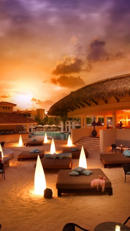 Paradisus Palma Real, Punta Kana, Best Hotels of 2015, Best beaches of 2015, tourism, travel, resort, vacation, sand, sunset