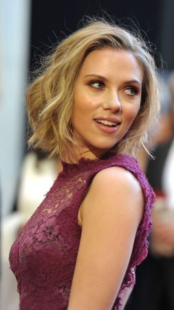 Scarlett Johansson, Most Popular Celebs in 2015, Actress, blonde, lips, portrait (vertical)