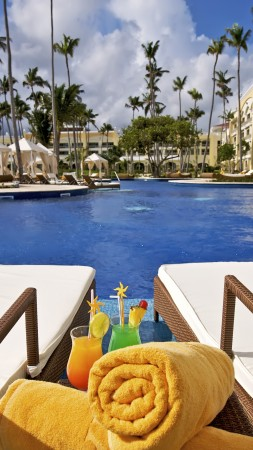 Iberostar Grand Hotel Bavaro, Punta Kana, Best Hotels of 2017, tourism, travel, resort, vacation, sunbed, pool (vertical)