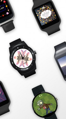 Android Wear, smart watches, watches, Android, review, colour, unboxing (vertical)