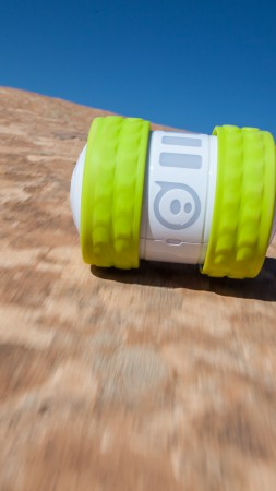 Ollie Sphero, drone, app, control, review, speed, unboxing, robot, application