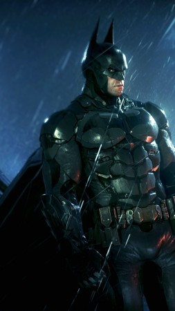 Batman Arkham Knight, game, Best Games 2015, DC Comics, Batman, Gotham, review, PS4, xBox One, PC (vertical)