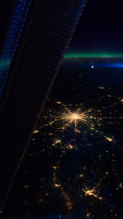 Moscow, Space