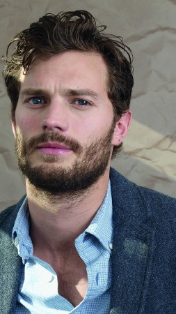 Jamie Dornan, Most Popular Celebs in 2015, actor, Fifty Shades of Grey, model, musician (vertical)