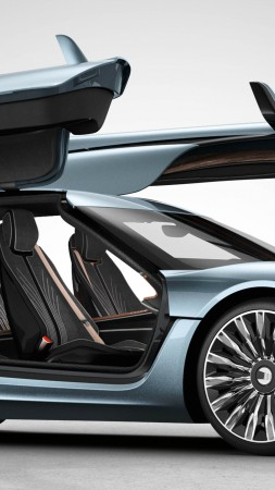 QUANTiNO, Quant E, electric cars, Best Cars 2015, Best Electric Cars 2015, supercar, concept, sports car, luxury cars, review