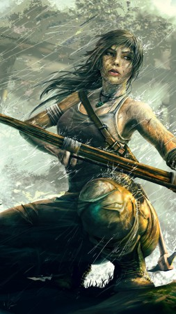 Rise of the Tomb Raider, Tomb Rider, Best Games 2015, gameplay, review, screenshot, ship