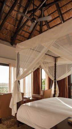 Four Seasons Safari Lodge Serengeti, Tanzania, Best Hotels of 2015, bed, room, booking (vertical)