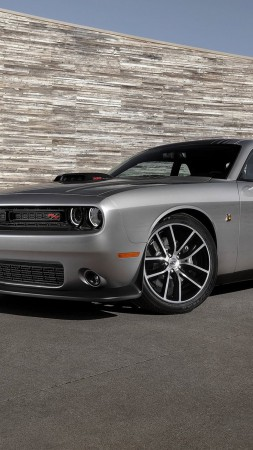 Dodge Challenger SRT Hellcat, Top Supercars 2015, Best Cars 2015, supercar, sports car, luxury cars, test drive (vertical)