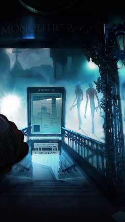 The Hum: Abductions, Best Games 2015, survival horror, indie, sci-si, aliens, PC, PS4, screenshot
