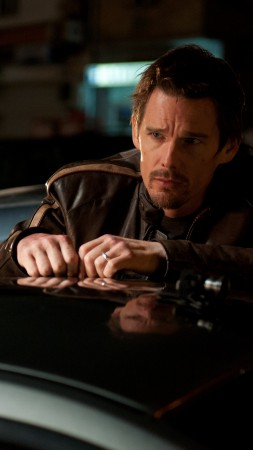 Ethan Hawke, Most Popular Celebs in 2015, actor, writer, director, Boyhood, Sinister, Maggie's Plan 2015