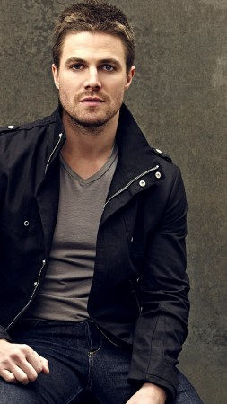 Stephen Amell, Most Popular Celebs in 2015, actor (vertical)