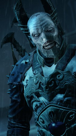 Middle-earth: Shadow of Mordor, The Lord of the Hunt, game, Middle Earth, orc, screenshot, review, 4k, 5k, PS4, Xbox One, PC (vertical)