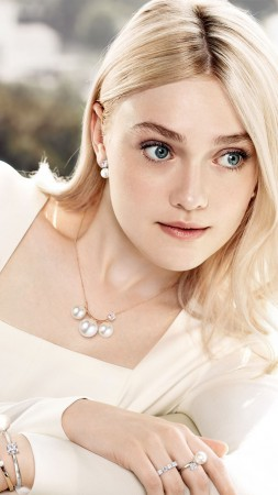 Dakota Fanning, Most Popular Celebs in 2015, actress (vertical)