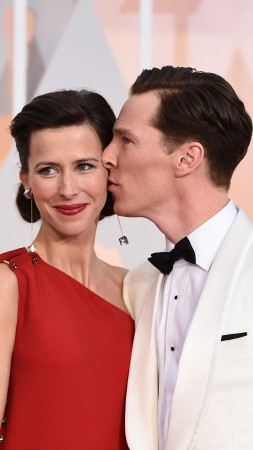 Sophie Hunter, Benedict Cumberbatch, Most Popular Celebs in 2015, actor, actress (vertical)