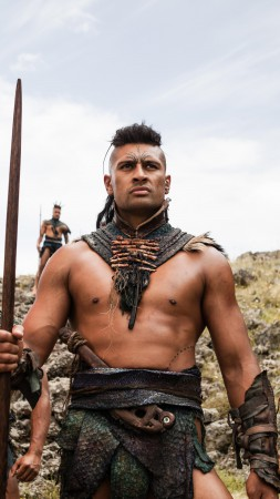 The Dead Lands, Best Movies of 2015, James Rolleston, actor, Warrior, movie (vertical)