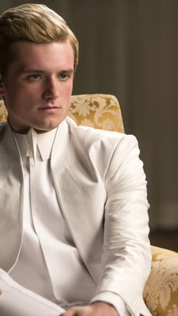 Josh Hutcherson, Most Popular Celebs in 2015, Best Movies of 2015, The Hunger Games, Mockingjay, actor (vertical)