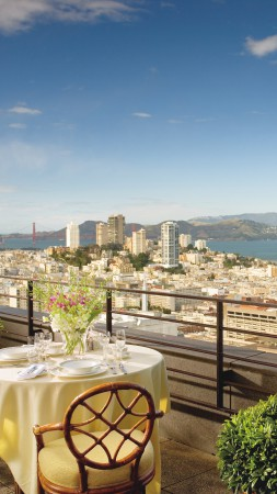Mandarin Oriental Hotel, San Francisco, Best Hotels of 2017, tourism, travel, resort, vacation (vertical)
