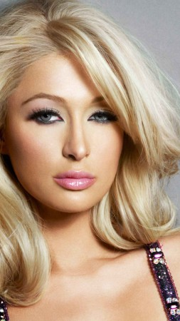 Paris Hilton, Most Popular Celebs in 2015, model, actress, singer, blonde (vertical)