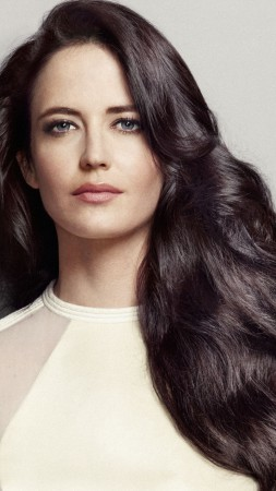 Eva Green, Most Popular Celebs in 2015, actress, brunette (vertical)