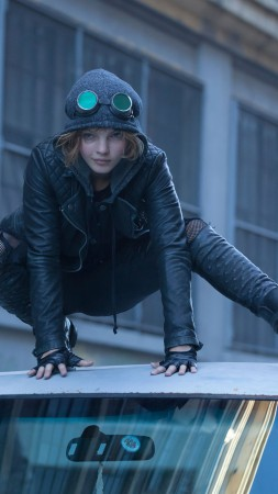 Gotham, Best TV series of 2015, Camren Bicondova, actress, crime (vertical)