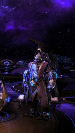 StarCraft 2: Legacy of the Void, Best Game, sci-fi, PC, art