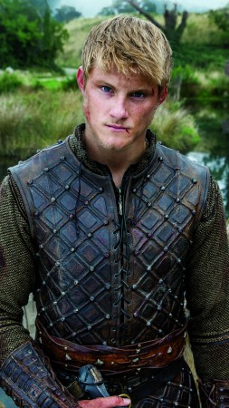 Alexander Ludwig, Most Popular Celebs in 2015, Best TV Series of 2015, Vikings, actor (vertical)