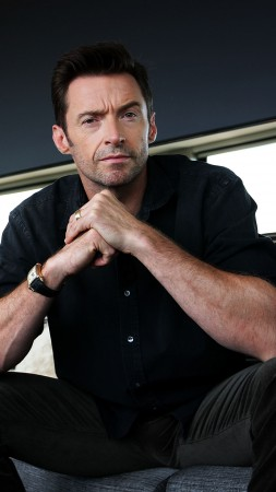Hugh Jackman, Most Popular Celebs in 2015, actor, sofa (vertical)