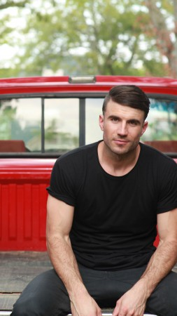 Sam Hunt, Top music artist and bands, musician, singer, country (vertical)
