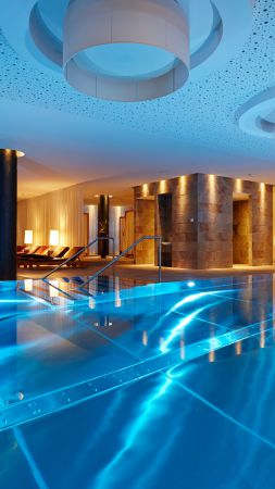 Falkensteiner Hotel Schladming, Austria, Best hotels, tourism, travel, resort, booking, vacation, pool (vertical)