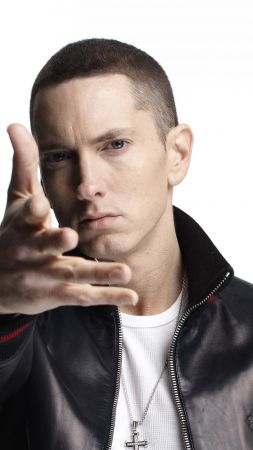 Eminem, Top music artist and bands, rapper (vertical)