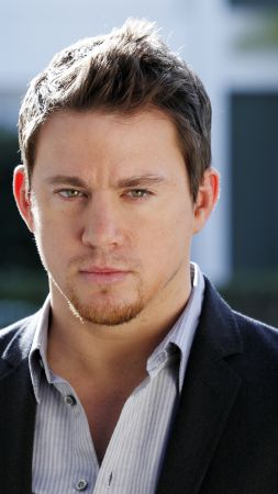 Channing Tatum, Most Popular Celebs, actor, model (vertical)