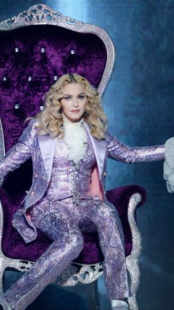 Madonna, Most Popular Celebs, singer, actress (vertical)