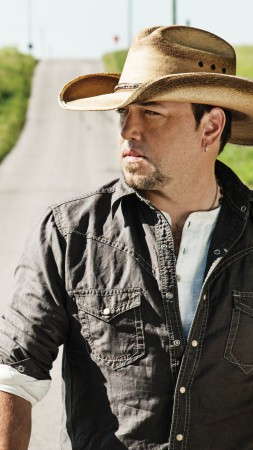 Jason Aldean, Top music artist and bands, singer, country (vertical)