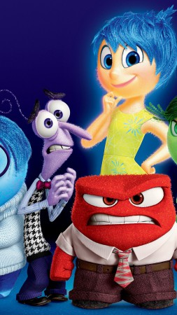Inside out, best movies of 2015, cartoon (vertical)