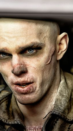 Mad Max: Fury Road, best movies of 2015, Nicholas Hoult, stills, stills (vertical)