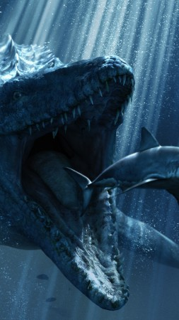Jurassic World, Dinosaurs, Best Movies of 2015, movie, shark, dinosaur