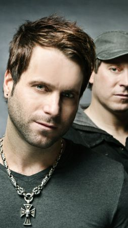 Parmalee, Top music artist and bands (vertical)