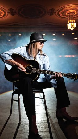 Kid Rock, Top music artist and bands, singer (vertical)