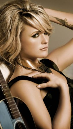 Miranda Lambert, Top music artist and bands, singer, country (vertical)