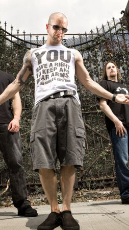 All That Remains, Top music artist and bands, Philip Labonte, Mike Martin, Oli Hebert, Jeanne Sagan (vertical)