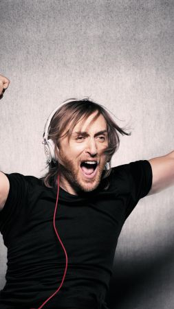 David Guetta, Top music artist and bands, DJ (vertical)