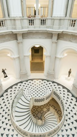 Tate Britain, England, Tourism, Travel (vertical)