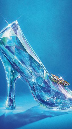 Cinderella, Best Movies of 2015, film, romantic, blonde, fog, Lily James (vertical)