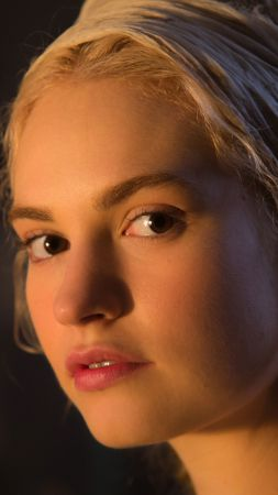 Cinderella, Best Movies of 2015, film, romantic, blonde, fog, Lily James