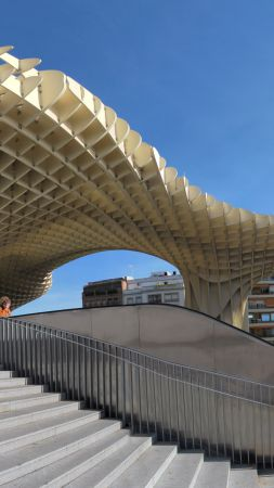 Metropol Parasol, Spain, Best hotels, tourism, travel, resort, booking, vacation