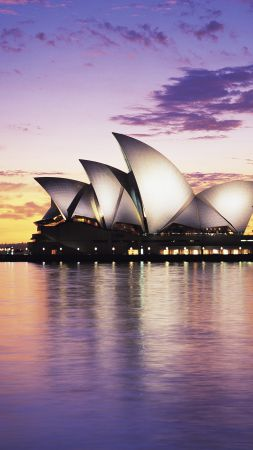 Opera house, sydney, australia, tourism, travel (vertical)