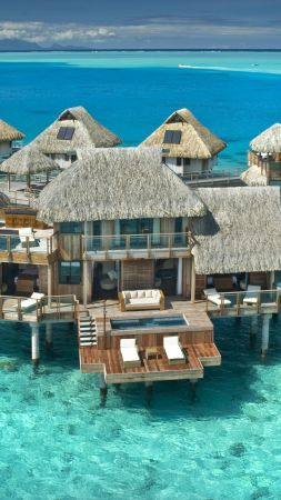Hilton Bora Bora Nui Resort & Spa, polinesia, Best hotels, tourism, travel, resort, booking, vacation (vertical)