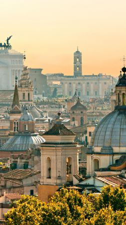 Vatican City, Rome, Tourism, Travel (vertical)